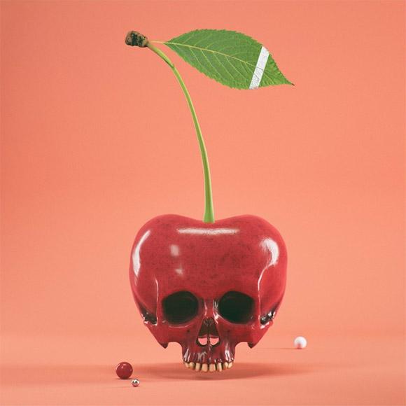 Filip Hodas - Cherry Skull
