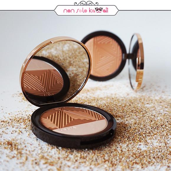 non solo Kawaii - Pupa Savanna Collection Bronze & Highlighter 001 Golden Sand & 002 Copper Sand