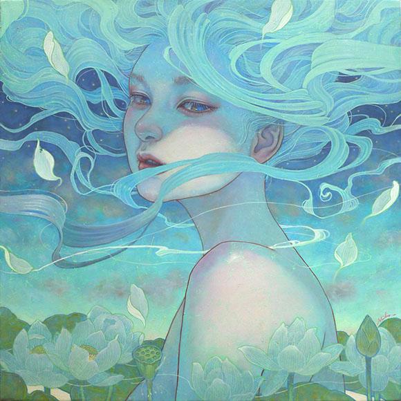 El Niño, Scott Musgrove - Defying Gravity, Corey Helford Gallery