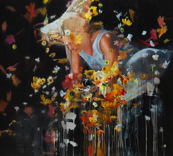 Earthly Encounters, Chloe Early - Defying Gravity, Corey Helford Gallery