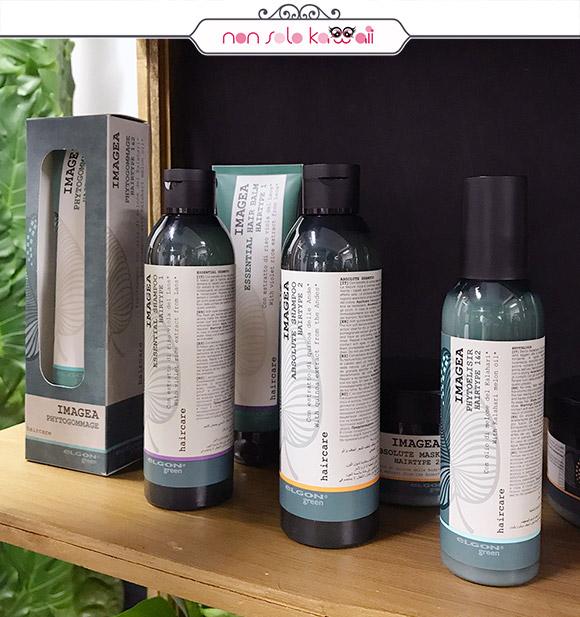 Elgon Green Imagea - haircare vegan friendly