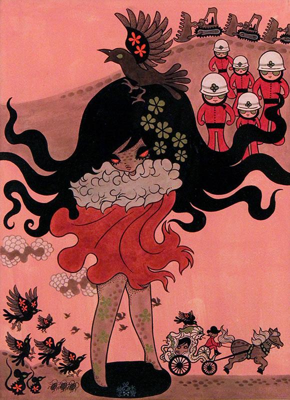 Junko Mizuno - Ravina the Witch?