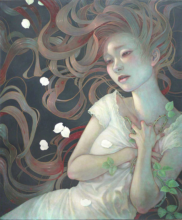 Miho Hirano, タイトル「Traces of feelings」  | Heart's Blood, Haven Art Gallery