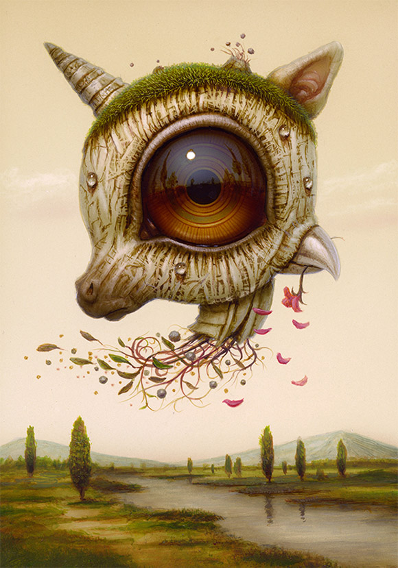Naoto Hattori, Regeneration | Heart's Blood, Haven Art Gallery