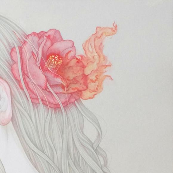 Yuka Sakuma, Sink - Miniature Garden, Corey Helford Gallery