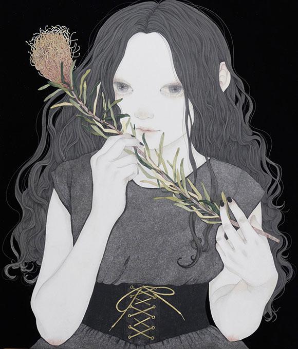 Yuka Sakuma, Sprout - Miniature Garden, Corey Helford Gallery