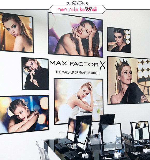 non solo Kawaii | Max Factor's Makeup School