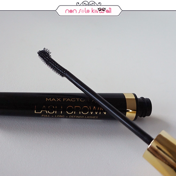 non solo Kawaii | Lash Crown Mascara