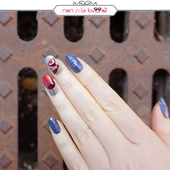 non solo Kawaii | IT Nail Tutorial Halloween 2017 x Grazia.it