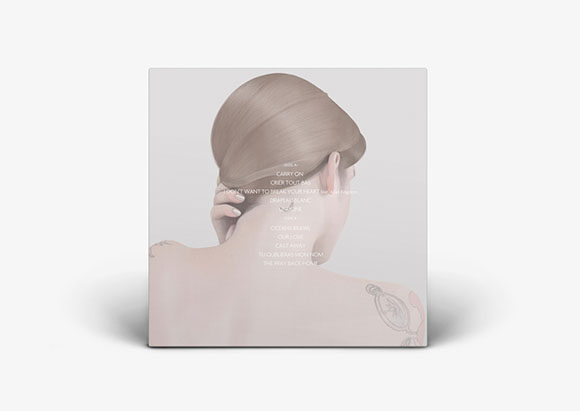 Hsiao-Ron Cheng - Cœur de Pirate, Roses, Album Design