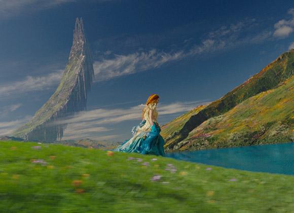 Walt Disney Pictures | Nelle Pieghe del Tempo