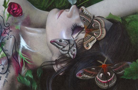 Redd Walitzki - Exquisite Corpse