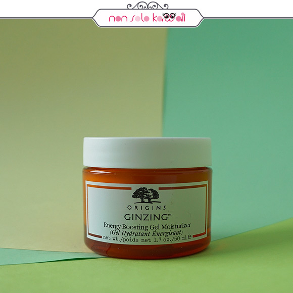 Origins, Energy-Boosting Gel Moisturizer