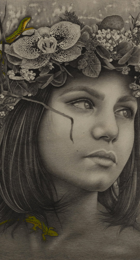 Alessia Iannetti, Hekate | Aurora Consurgens, Corey Helford Gallery