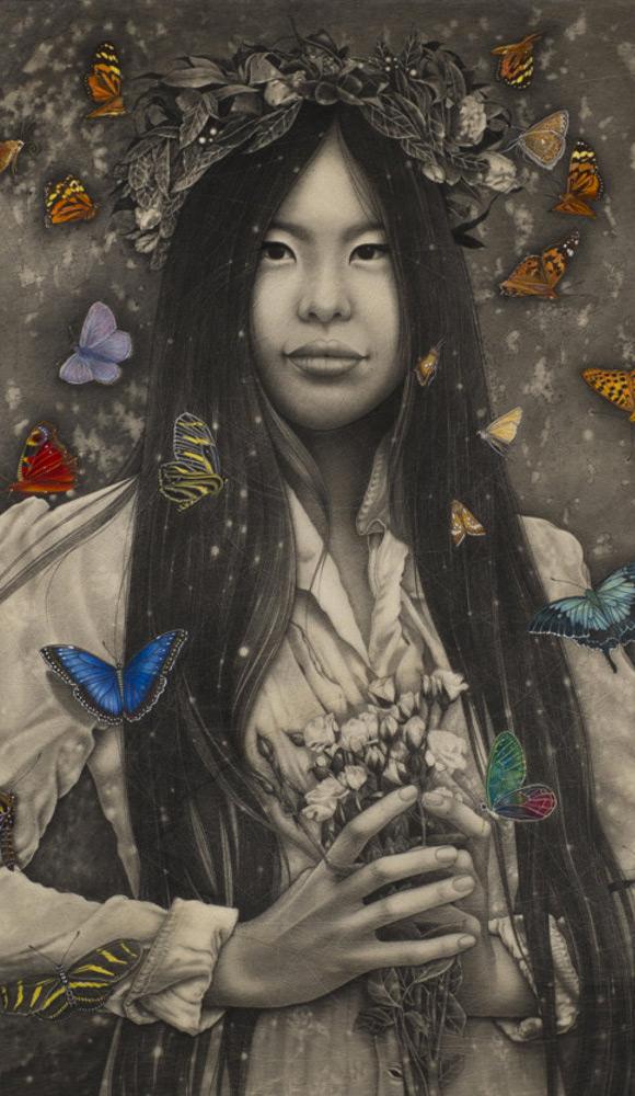 Alessia Iannetti, Yufu | Aurora Consurgens, Corey Helford Gallery