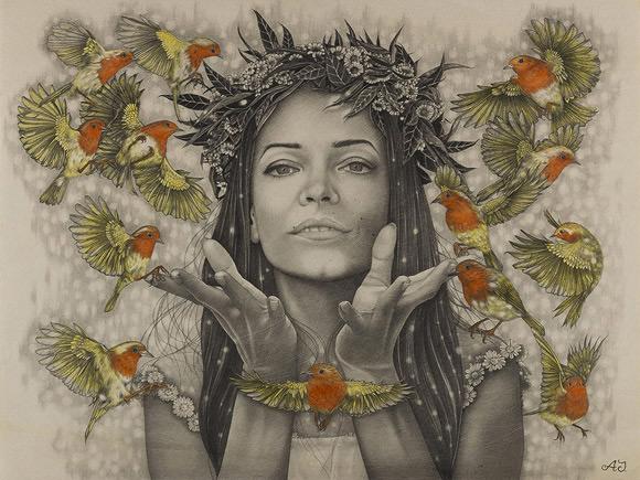 Alessia Iannetti, Aurora Consurgens | Aurora Consurgens, Corey Helford Gallery