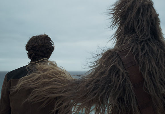 Solo: A Star Wars Story - Lucasfilm + Walt Disney Pictures