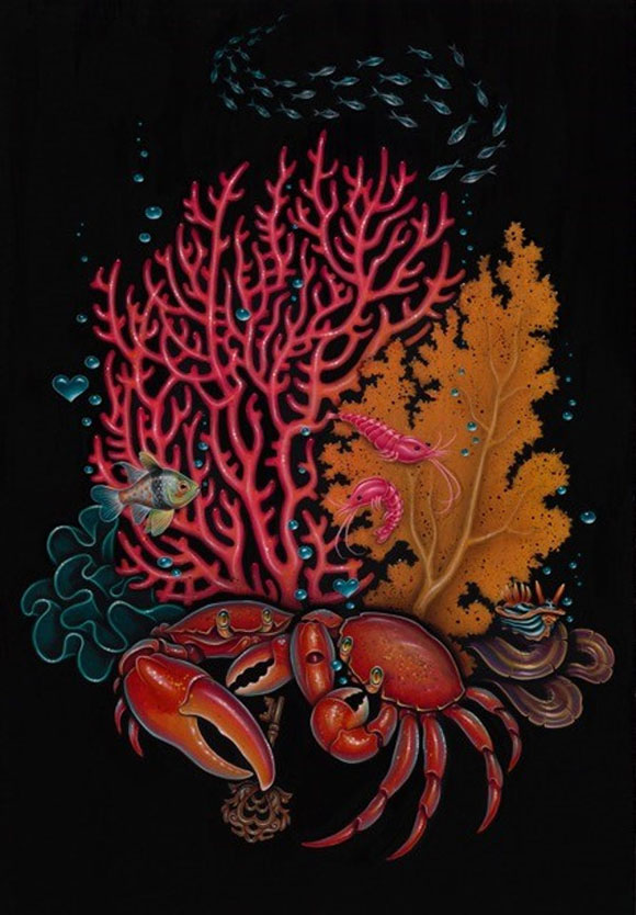 Caia Koopman - Rainbow Reef