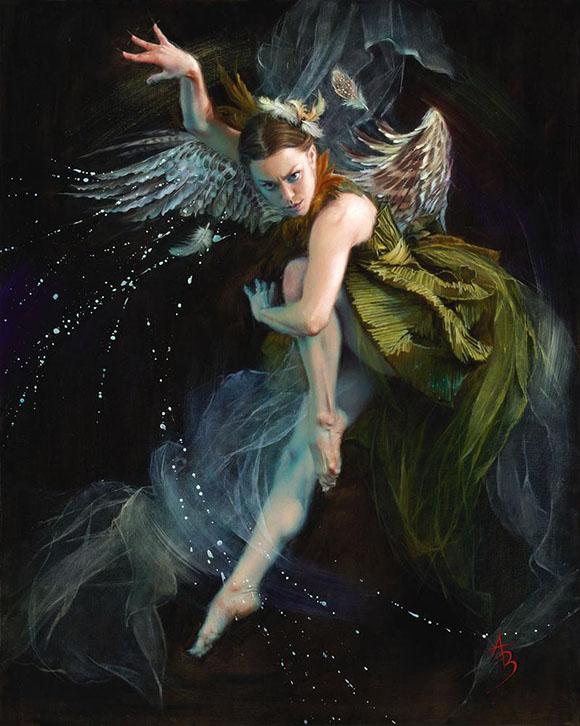 Alexandra Manukyan, Evanescent - Ephemeral, Modern Eden Gallery