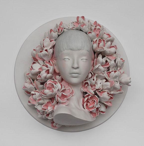 Gosia, Becoming Bloom - Ephemeral, Modern Eden Gallery