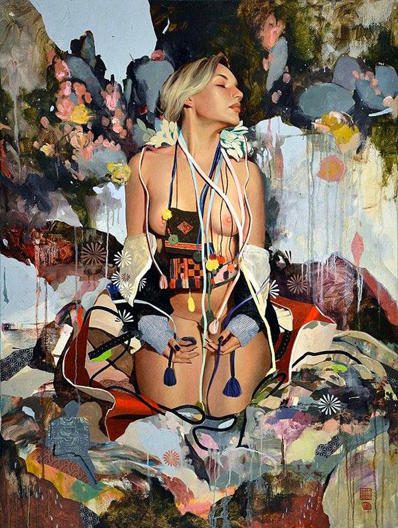 Soey Milk, Medicine - Inflorescence, Corey Helford Gallery