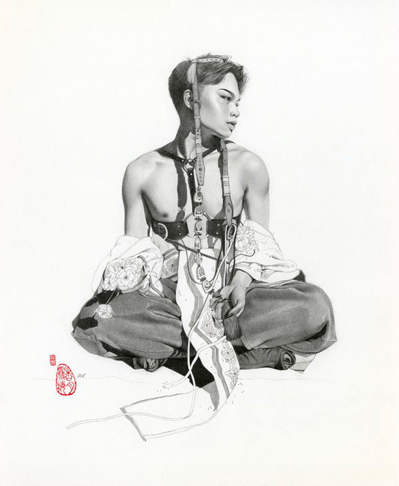 Soey Milk, Smoke Tree - Inflorescence, Corey Helford Gallery