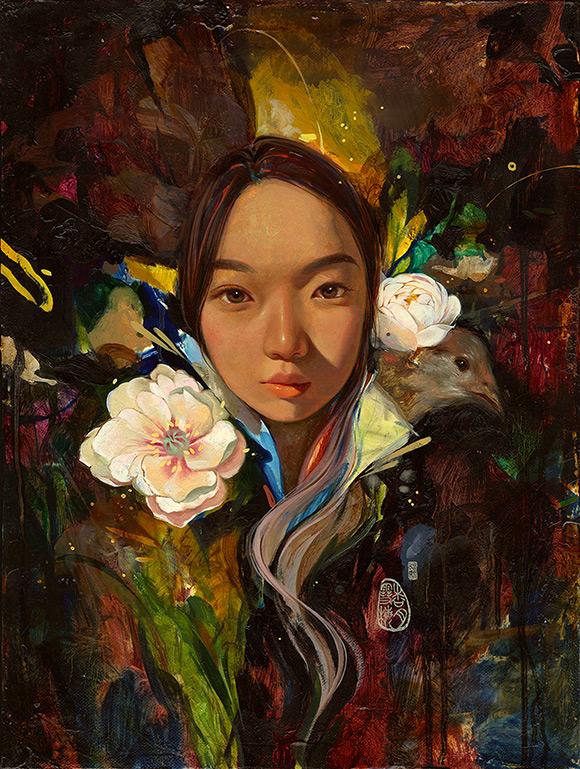 Soey Milk, Kind - Inflorescence, Corey Helford Gallery
