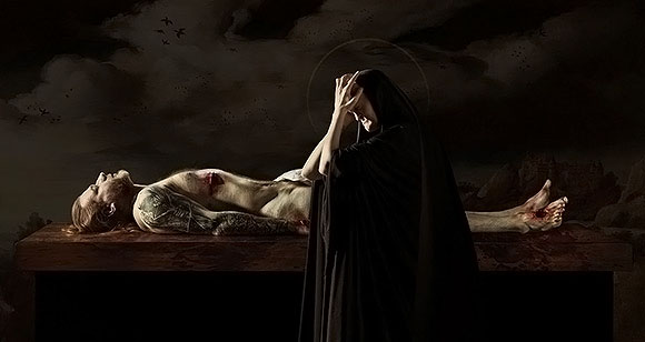 Sylwia Makris, Pieta | Thou Art Darkest