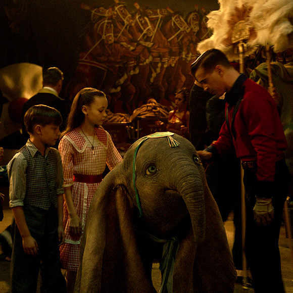 Dumbo - Walt Disney Pictures